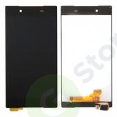 Дисплей Sony E6653/E6683 (Z5/Z5 Dual) в сборе с тачскрином Черный
