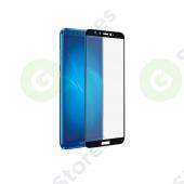 """Защитное стекло """"Полное покрытие"""" Huawei Honor 9 Lite Черное"""