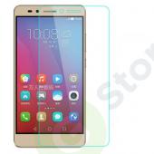 """Защитное стекло """"Плоское"""" Huawei GR3 (Enjoy 5S)"""