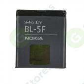 АКБ Nokia BL-5F (6210/6260/6290/6710/E65/N78/N79/N93i)